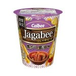 Jagabee(じゃがビー)焦がし醤油味のカロリー(1カップ)