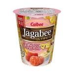 Jagabee(じゃがビー)たらこマヨ味のカロリー(1カップ)