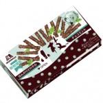 森永 小枝 チョコミントのカロリー(1本)|太らない食べ方は?